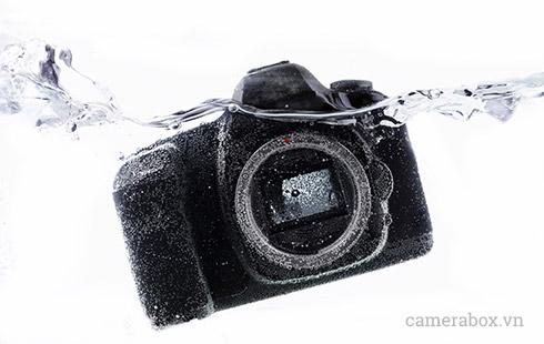 Nước là kẻ thù máy ảnh
