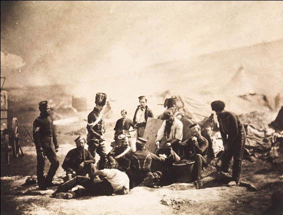 the crimean war 1855