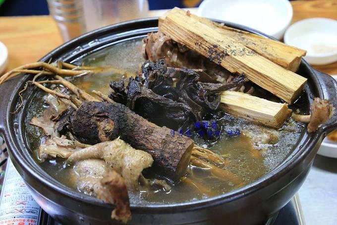 Các món ngon ở Sancheong - quê hương HLV Park Hang Seo